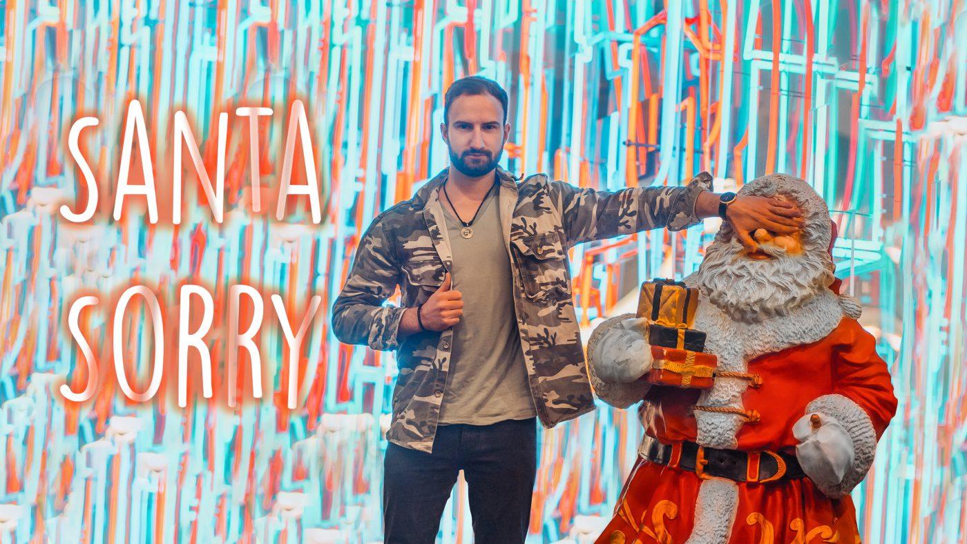 """Videograf Witten - Musikvideo für """"Santa Sorry"""" Tscheck"""