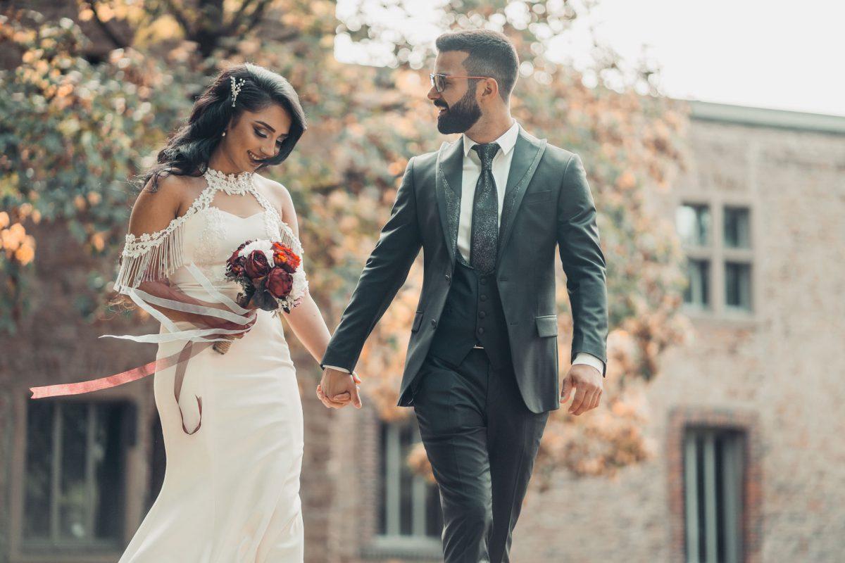 """Hochzeitsfotograf Witten - Hochzeitslocation """"Haus Witten"""""""