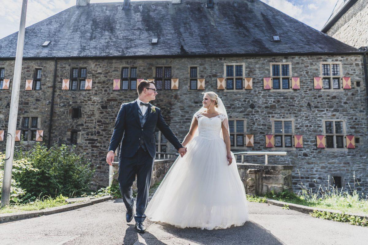"""Hochzeitsfotograf Witten, """"Haus Kemnade"""" als Feierlocation"""