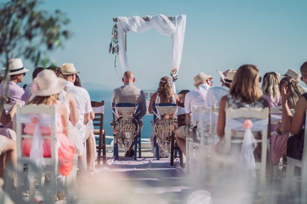 Fotograf Freie Trauung - Eine Hochzeit auf der Insel Mykonos