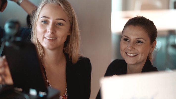 Firmenvideodreh in Düsseldorf | Ein Videoauftrag für Infosys